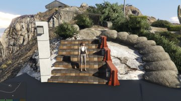 Mount Chiliad House - GTA5
