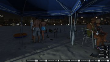 Beach Party ! - GTA5