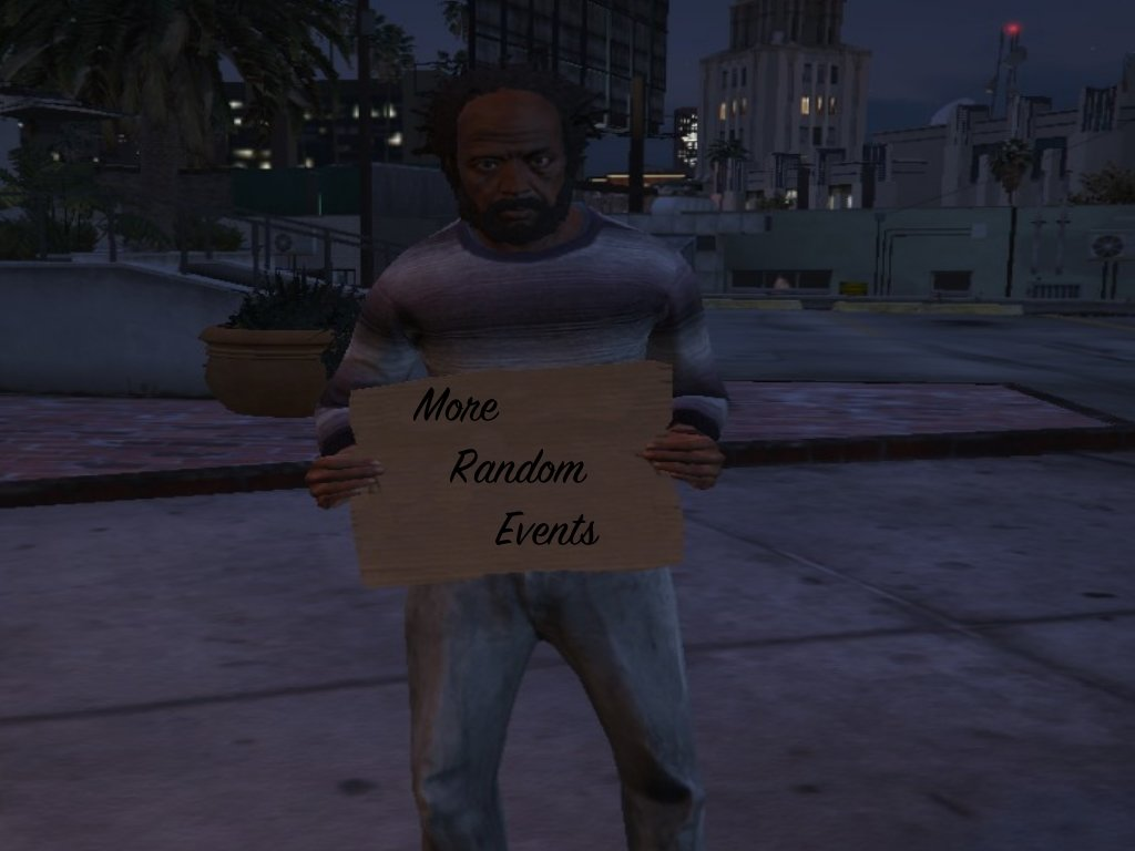 More Random Events - GTA5