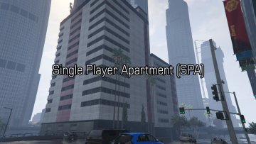 Single Player Apartment (SPA)