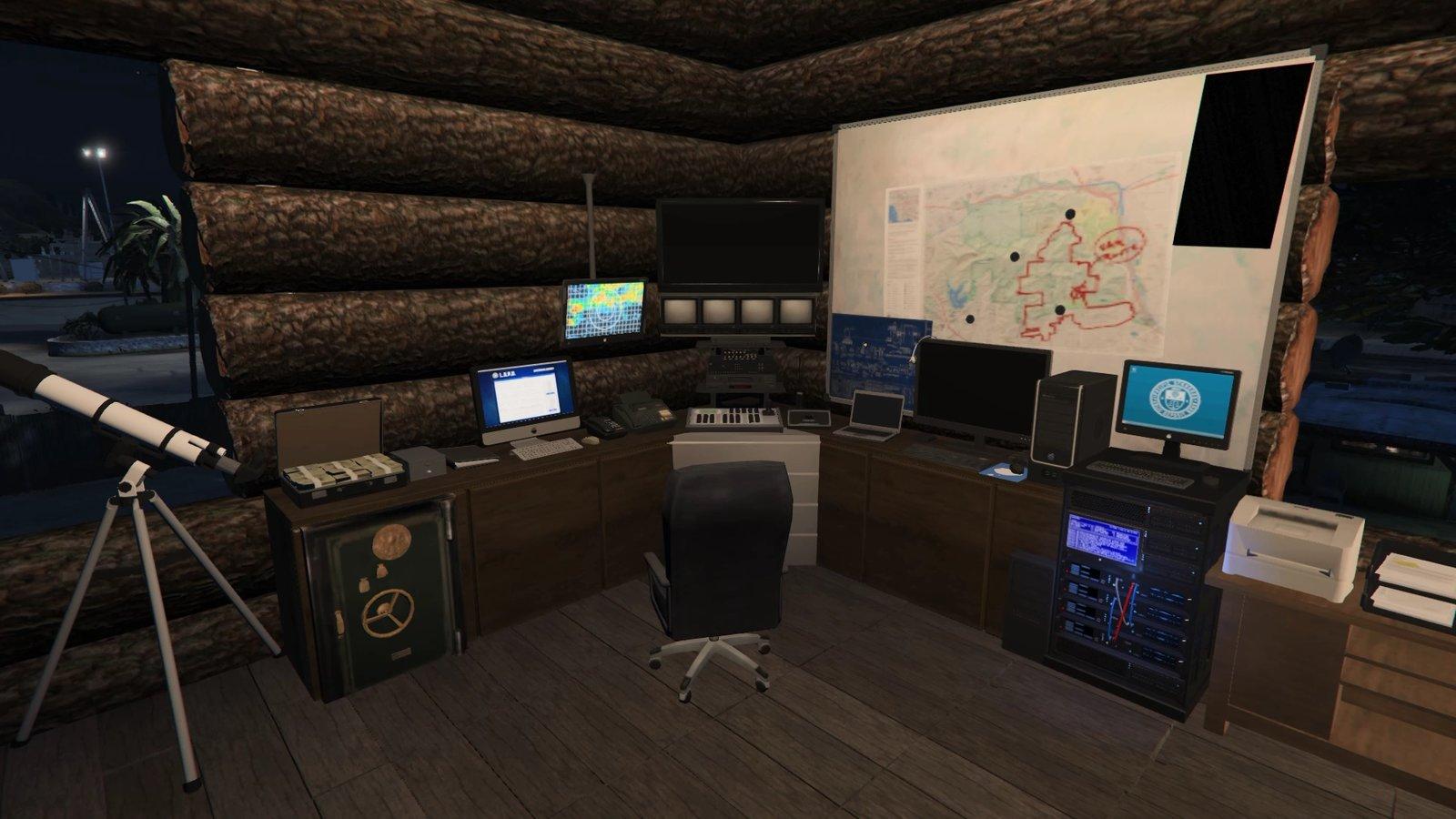 Trevor's Log House - Mods pour GTA V sur GTA Modding