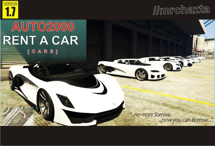 AUTO2000 Rent a Car [Cars] - GTA5