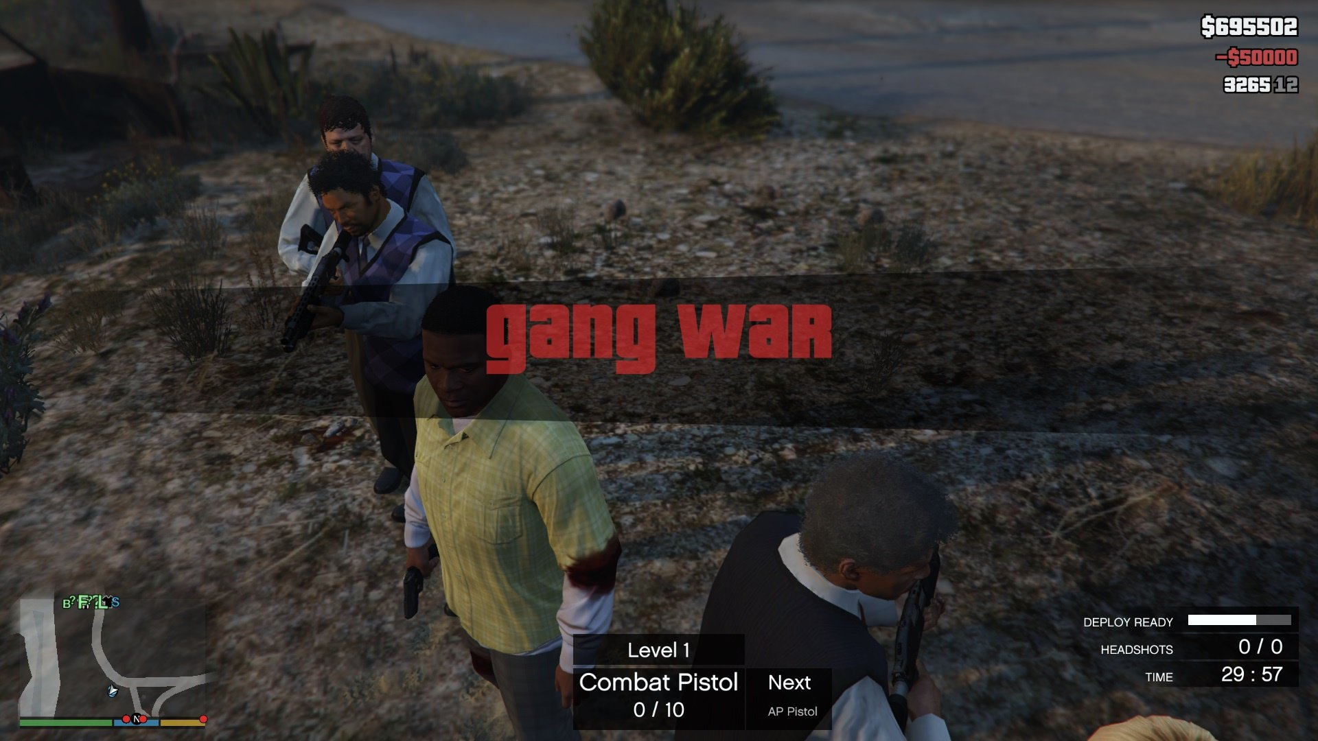 gang war   net