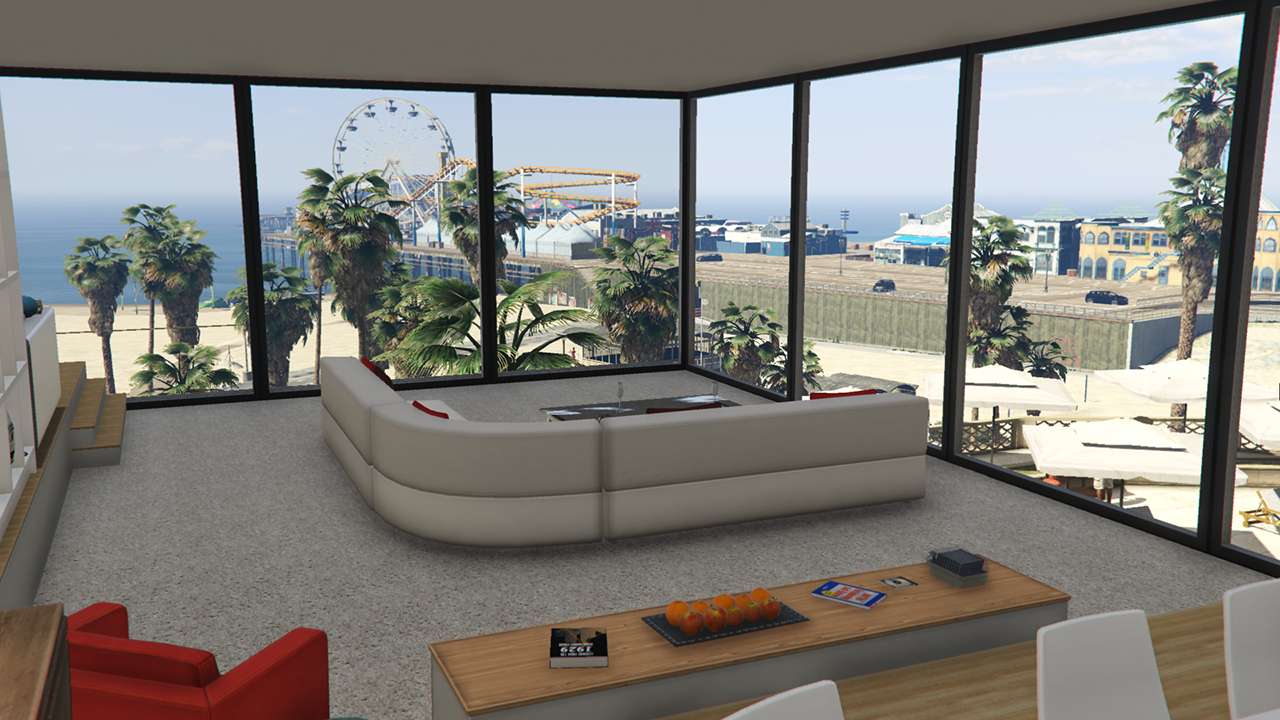 Beach apartment mods pour gta v sur gta modding for Designer apartment gta 5