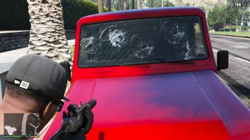 Blood and decals diversity - GTA5