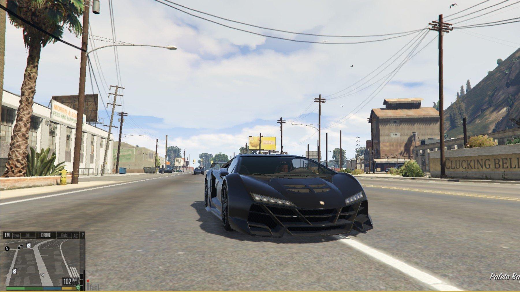 Simple Speedometer - Mods pour GTA V sur GTA Modding
