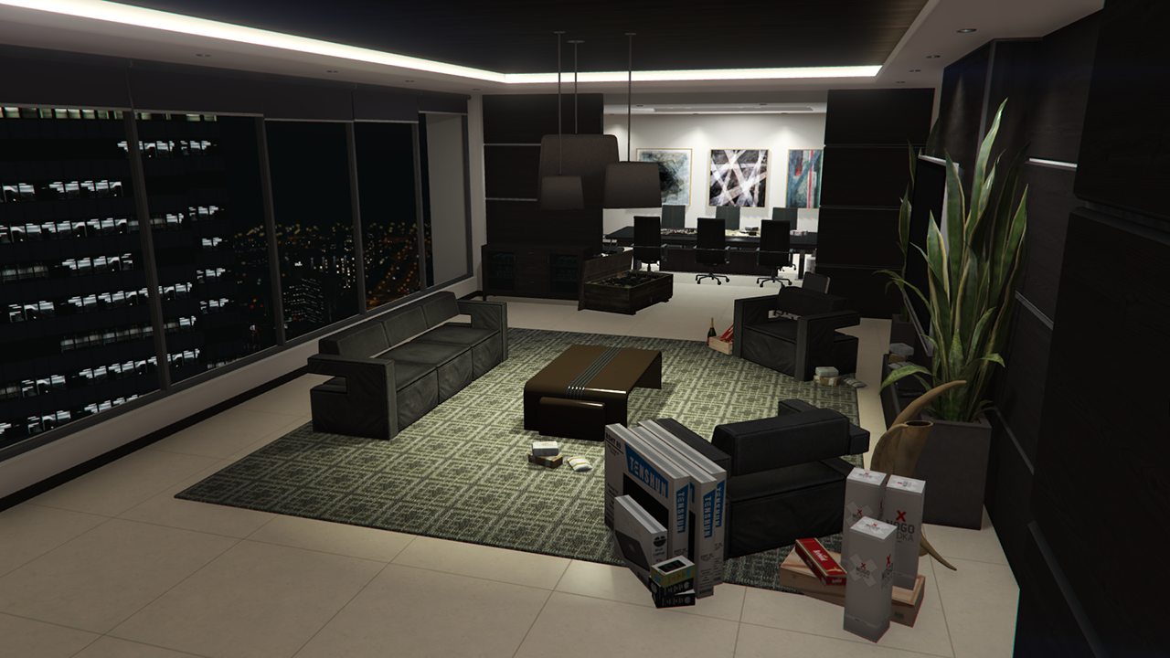 gta online how to buy offices