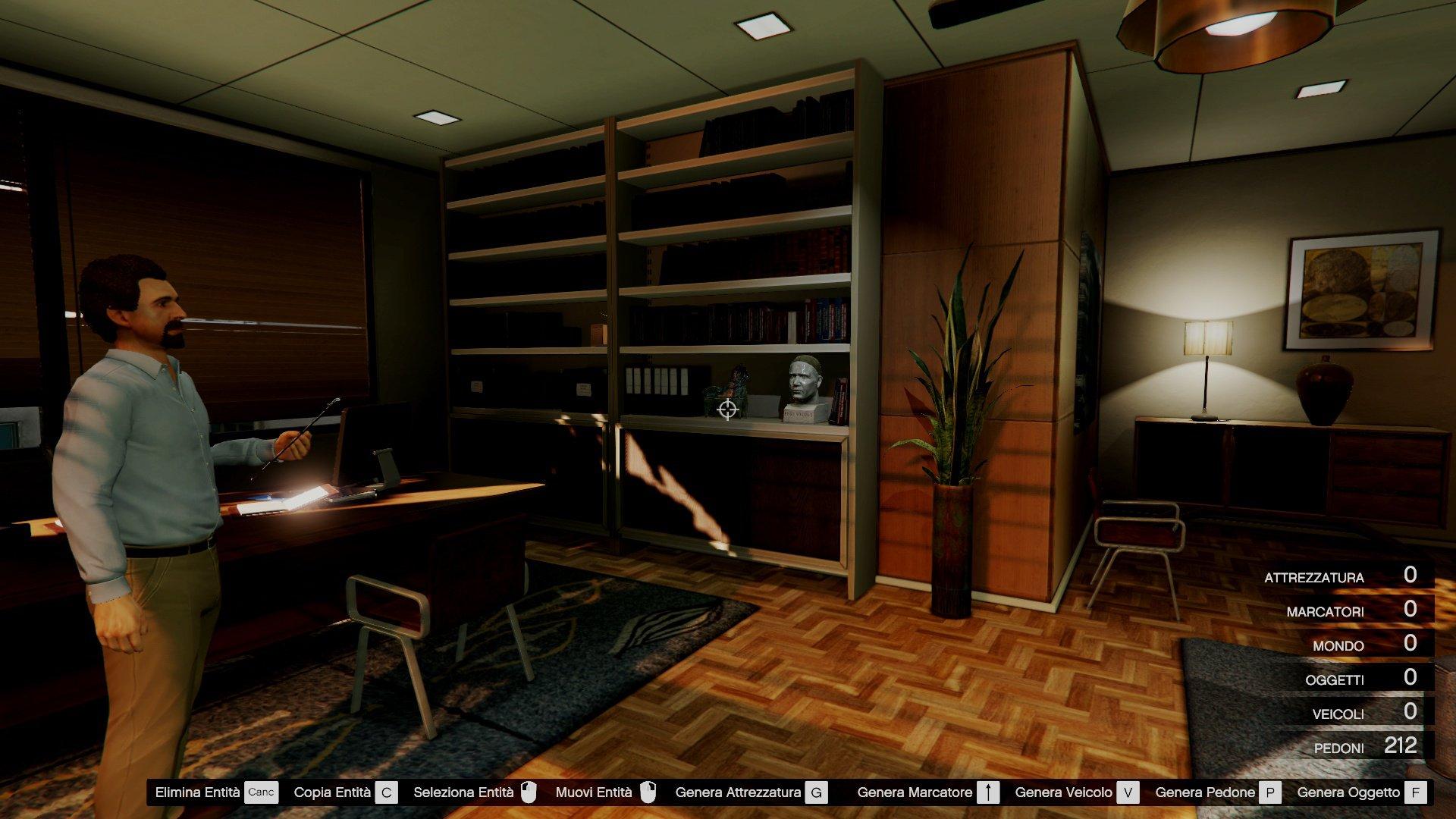 Open All Interiors NPC Patch (212 New Peds) - Mods pour GTA V sur