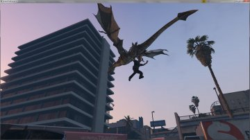 Dragons V - GTA5