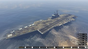 Live Aircraft Carrier (Realistic Aircraft Carrier Enhancement)