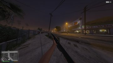 GTA V FoV for Script Hook V