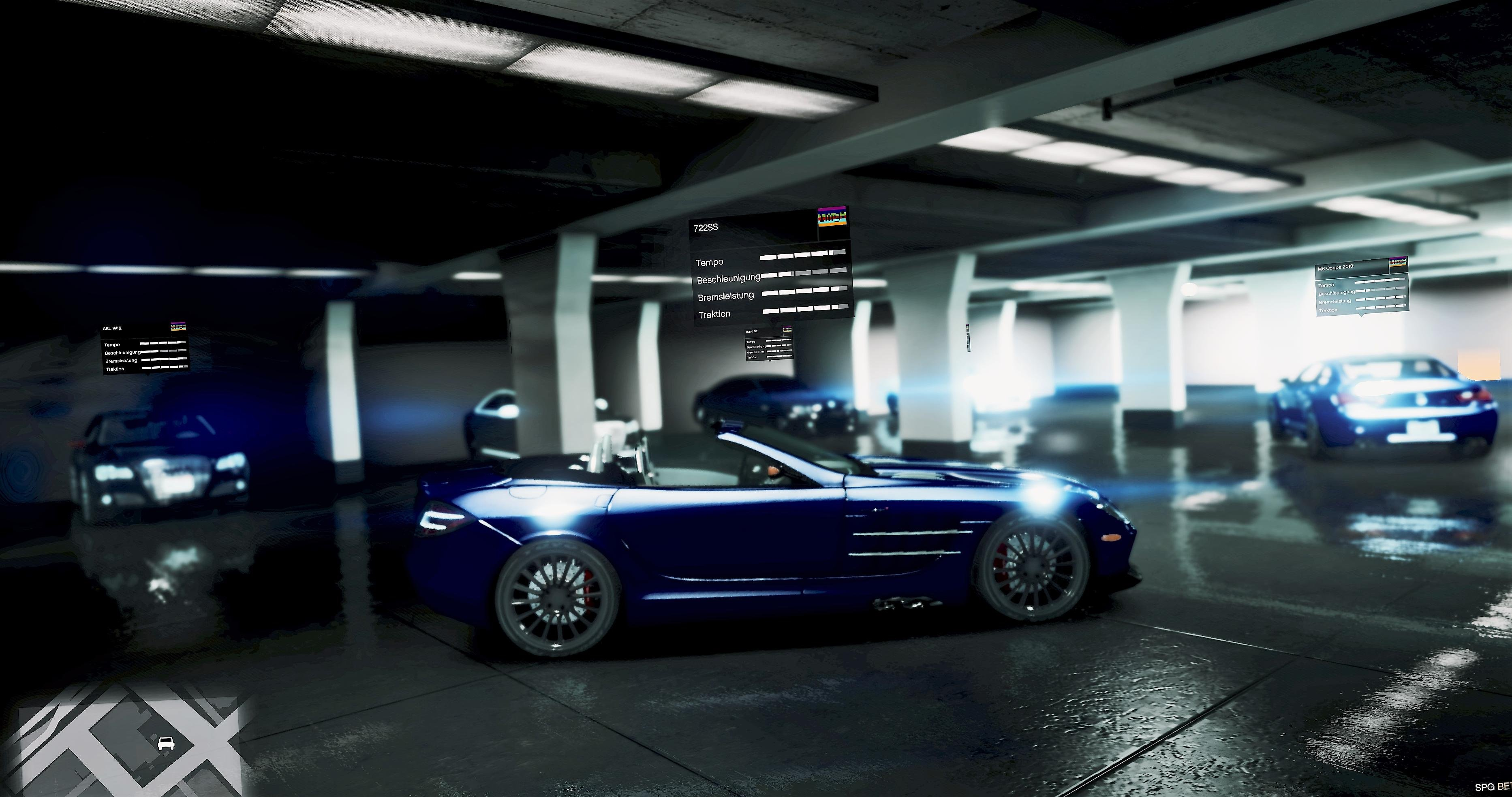 Luxury garage spg mods pour gta v sur gta modding for Garage villemomble automobile