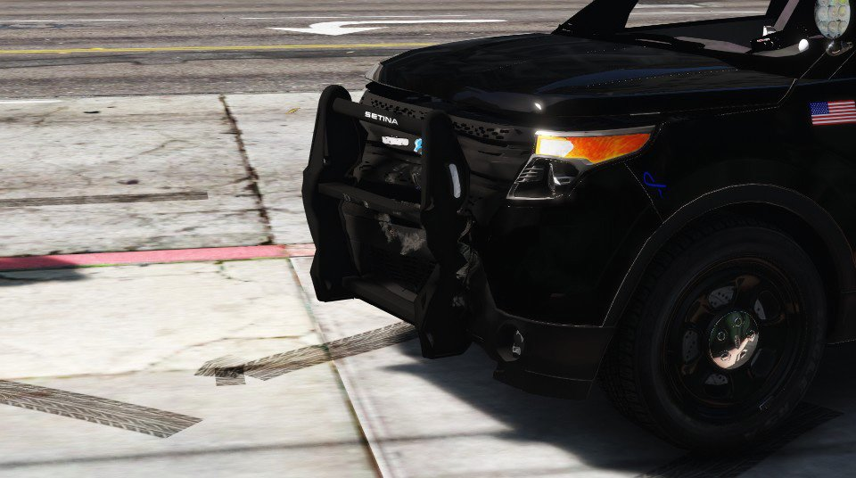 Realistic Car Damage - GTA5