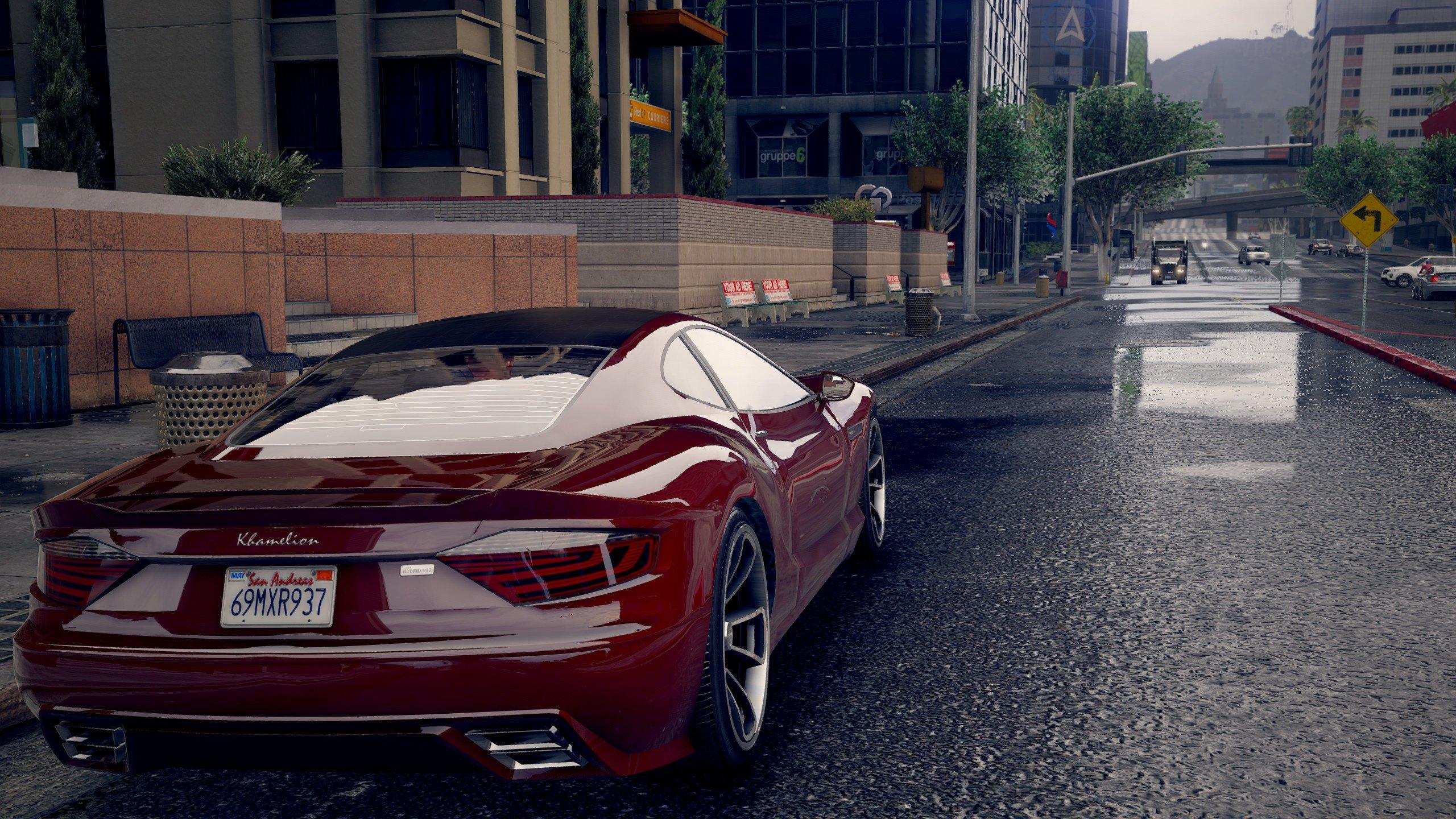 Colourful ENB EXTREME - Mods pour GTA V sur GTA Modding