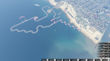 Sea Racetrack - GTA5