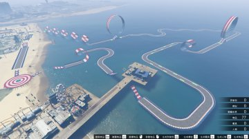 Sea Racetrack