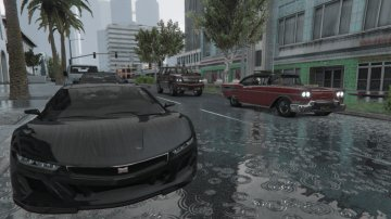 San Andreas Traffic - GTA5