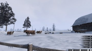 North Yankton Enhanced - GTA5