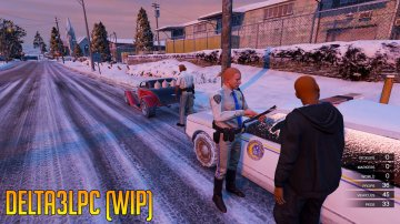 North Yankton Populated & Working Traffic/Peds