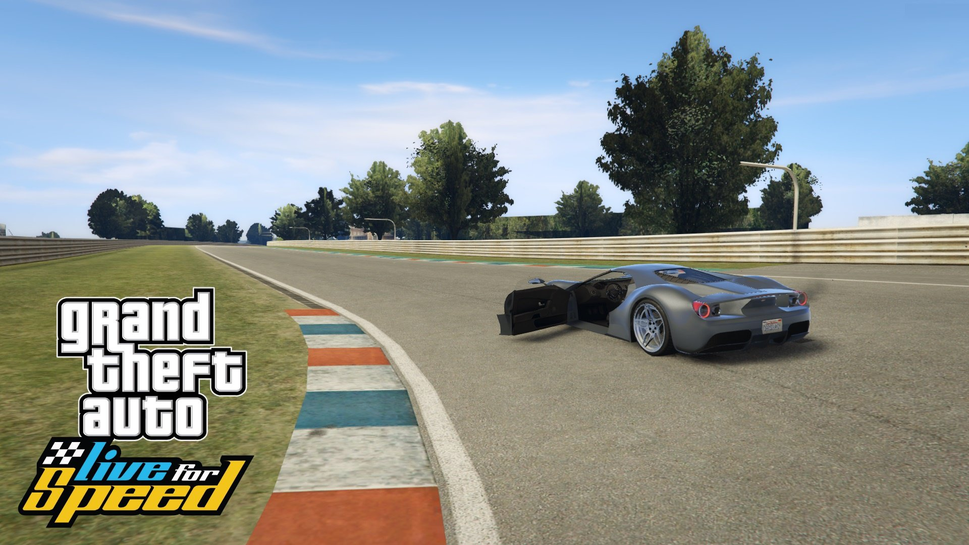 GTA: Live for Speed - Aston Racetrack - GTA5