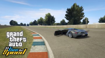 GTA: Live for Speed - Aston Racetrack
