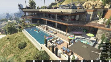Franklin Party House And Security - GTA5