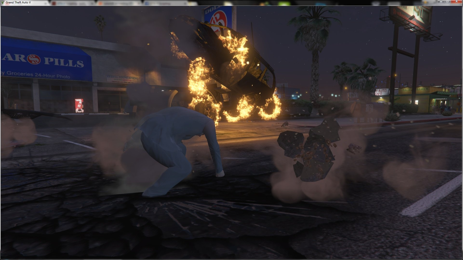 Superman script mod - Mods pour GTA V sur GTA Modding