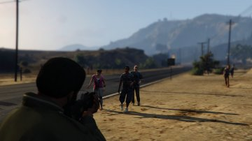Simple Zombies [.NET] - GTA5