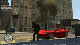 Simple Trainer For GTAIV