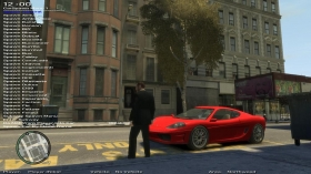 Simple Trainer For GTAIV - GTA4