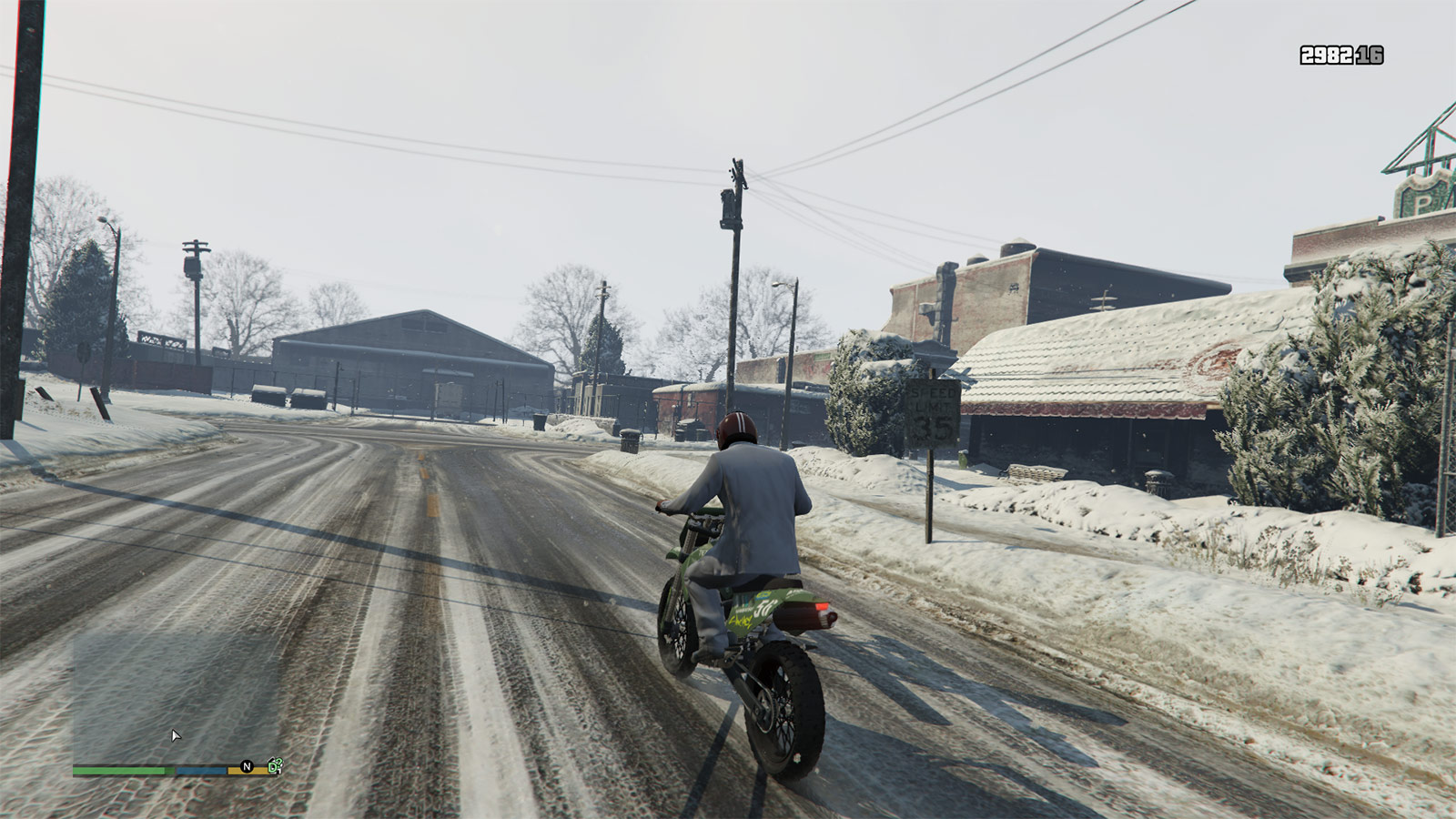 NativeTrainer - North Yankton Ext. - GTA5