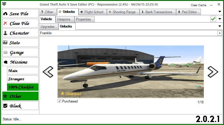 GTA 5 Save Editor - Outils pour GTA V sur GTA Modding
