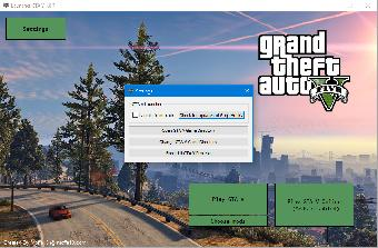 Launcher GTA V (compatible 3DM) - GTA5