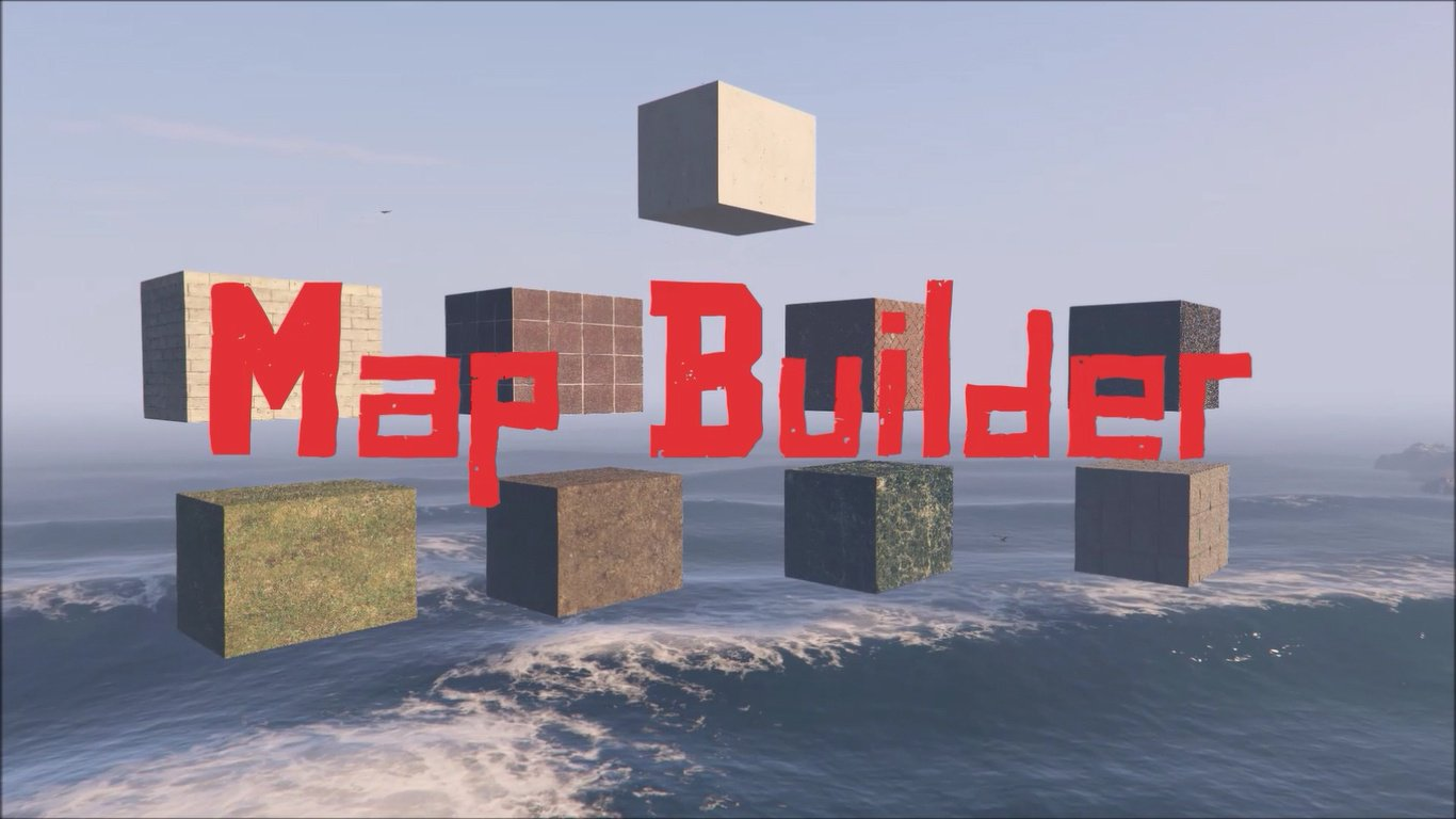 Map Builder - GTA5