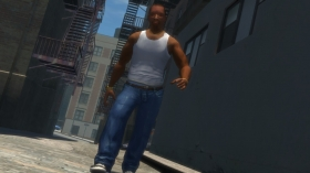 Carl Johnson pour GTA IV - GTA4