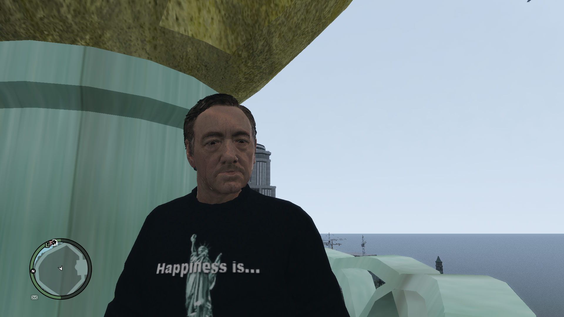Kevin Spacey IV - GTA4