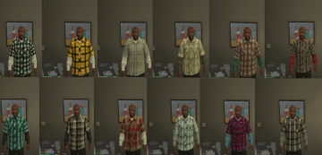 Online Exclusive Shirts - GTA5