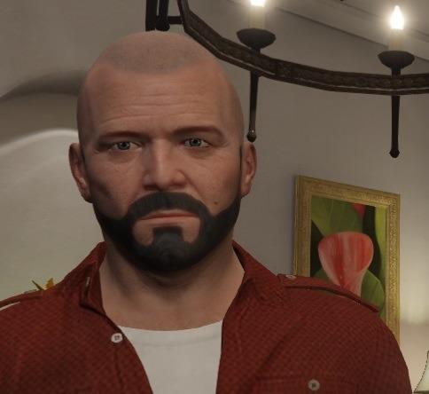 Trimmed Beard for Michael - Personnages pour GTA V sur GTA ...