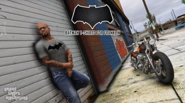 Batman T-Shirts Pack - Franklin