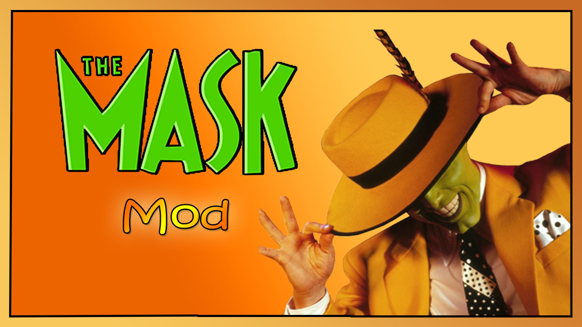 The Mask Mod - GTA5