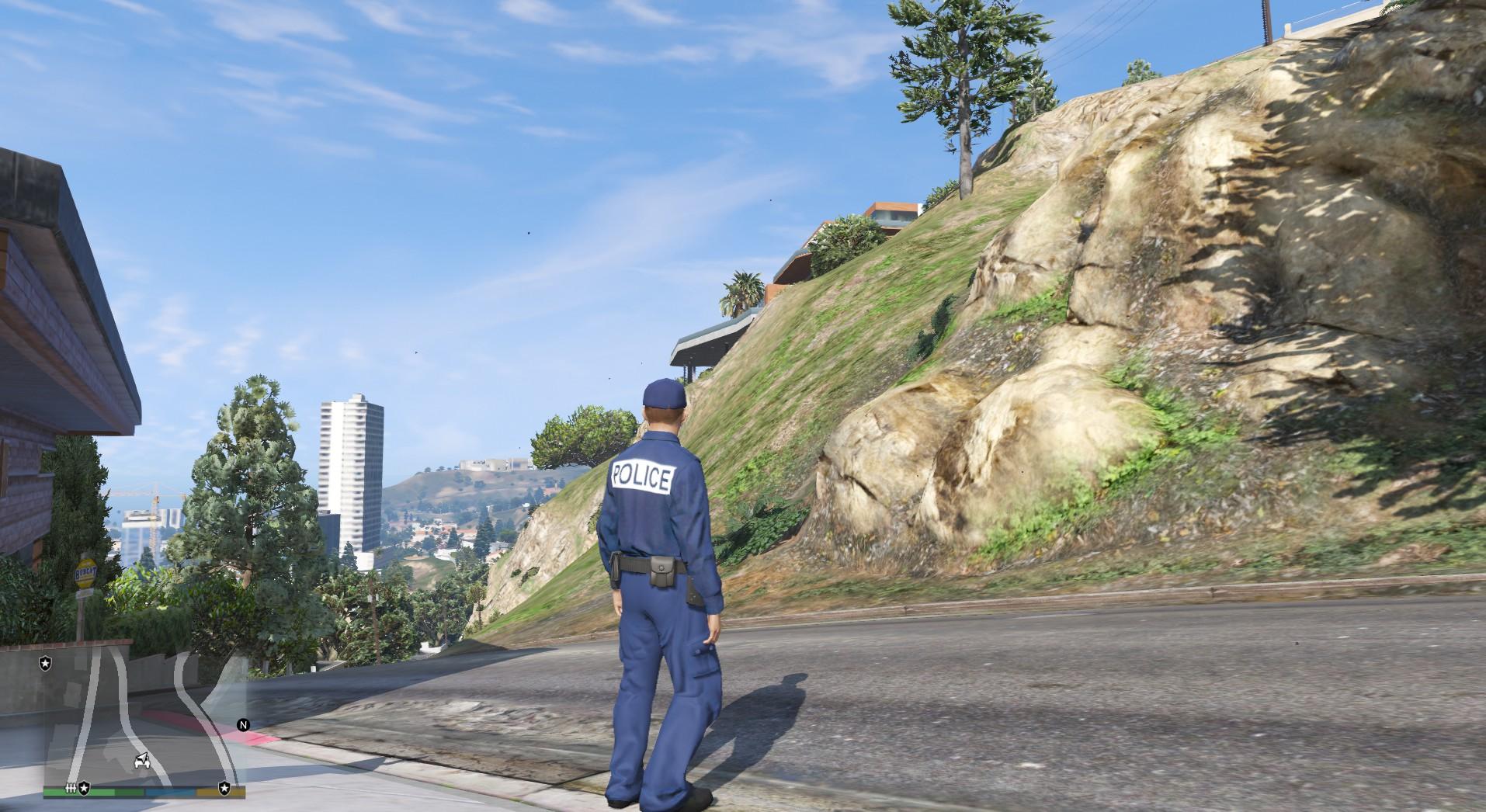 ... Police Municipal Police 3.0 - Personnages pour GTA V sur GTA Modding