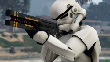Stormtrooper [Ped Model] - GTA5