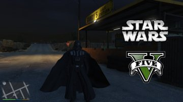 Star Wars Darth Vader [Ped]