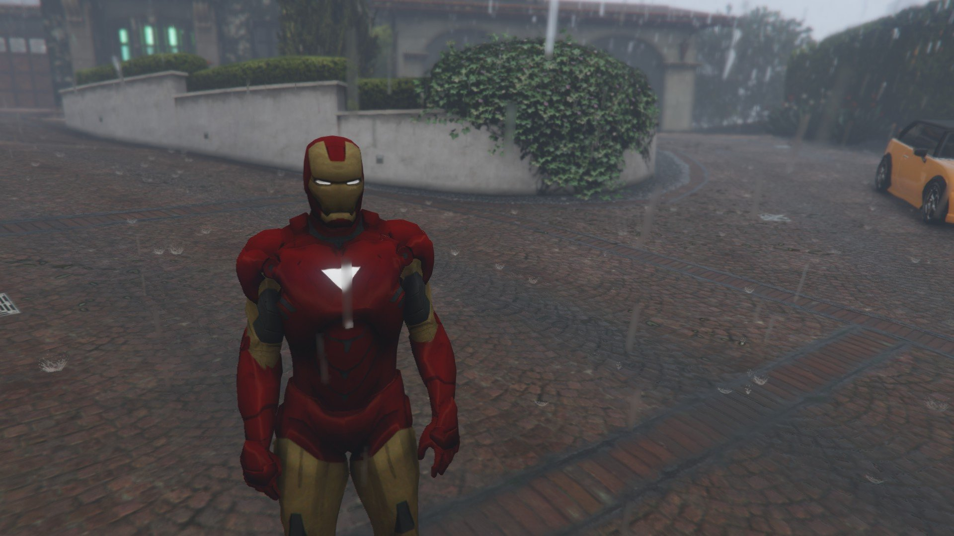 Iron Man Mark 6 [Add-On Ped] - GTA5