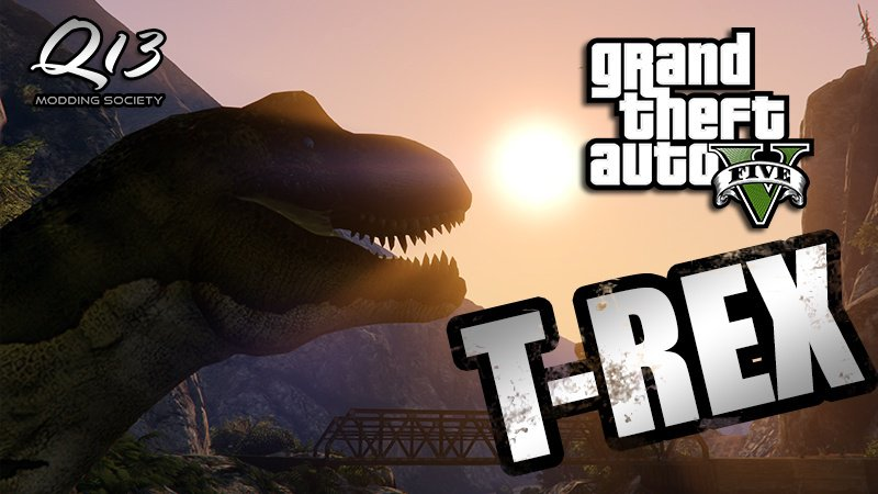 T-Rex [Add-On] - GTA5