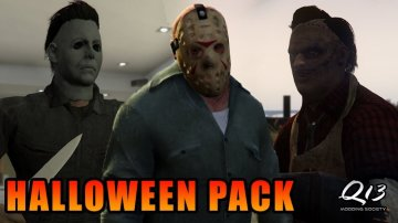 Halloween Pack [Add-On]