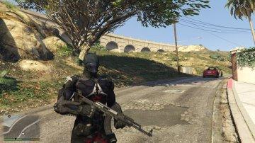 MCOC Venom [Add-On Ped] - Personnages pour GTA V sur GTA Modding