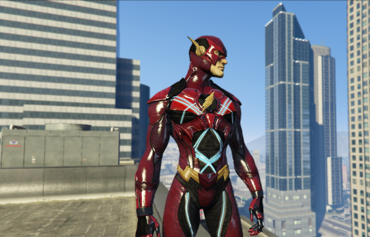 The Flash (Justice League 2017) [Add-On] - GTA5
