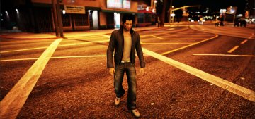 Wei Shen from Sleeping Dog [Add-On Ped] - GTA5