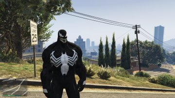 MCOC Venom [Add-On Ped]